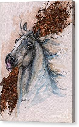 mr Fabulous 2014 11 03 Canvas Print by Angel  Tarantella