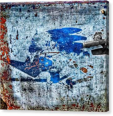 Mr Horsepower Canvas Print by Phil 'motography' Clark