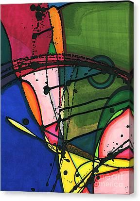 Mr.g Torso Canvas Print