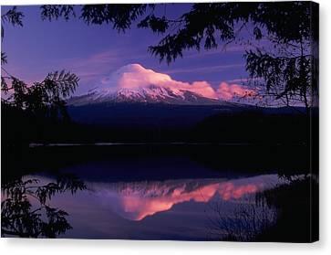Mt. Hood Sunrise Canvas Print
