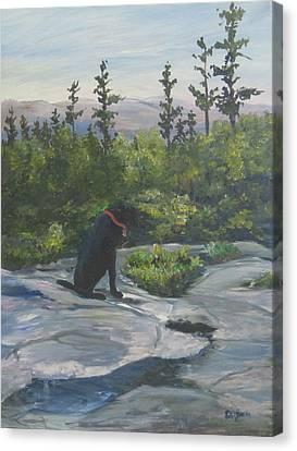 Mt Monadnock Nh  Canvas Print