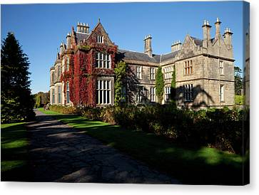 Muckross House Built In 1843, Now Canvas Print