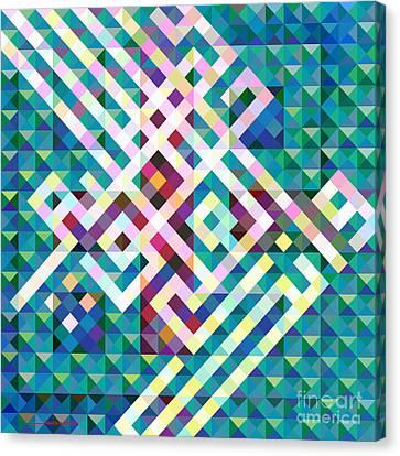Muhammad Canvas Print