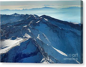 Mulhacen Canvas Print by Guido Montanes Castillo