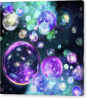 Multiverse Canvas Print