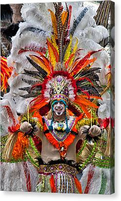 Mummer Wow Canvas Print by Alice Gipson