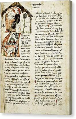 Muntaner, Ramón 1265-1336. Catalan Canvas Print by Everett