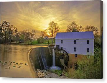 Murrays Mill Canvas Print