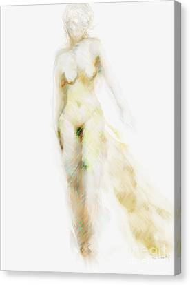 Muse Canvas Print by Gabrielle Schertz
