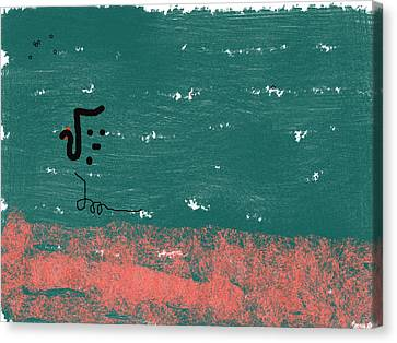 Mute I Canvas Print