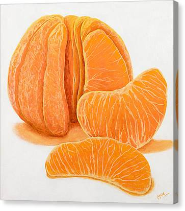 My Clementine Canvas Print by Garry McMichael