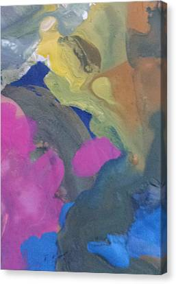 Canvas Print - My Colours by Cherie Sexsmith