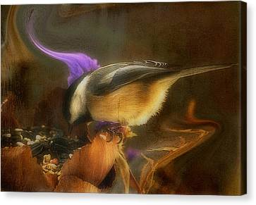 My Good Fortune... Canvas Print