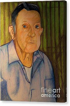 My Great Uncle Whit Canvas Print