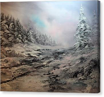 Cannock Chase Canvas Print - My Idea Of Heaven by Jean Walker