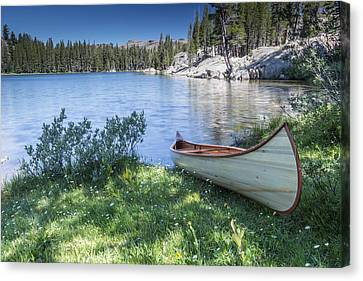 My Journey Canvas Print by Jon Glaser