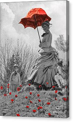 My Monet Canvas Print by Tom York Images