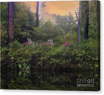 My Peaceful Place Canvas Print