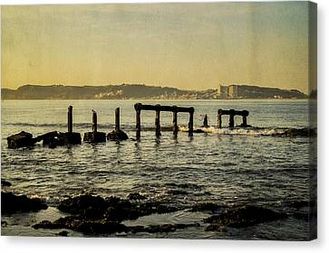 My Sea Of Ruins II Canvas Print by Marco Oliveira