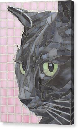 My Shadow Canvas Print by Linda Pieroth Smith