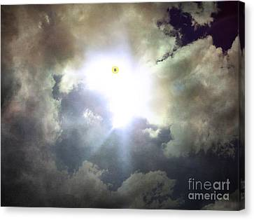 My Soul Up There Canvas Print by Joe A