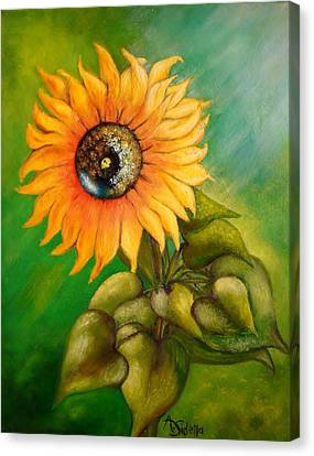 My Sunshine Canvas Print by Annamarie Sidella-Felts