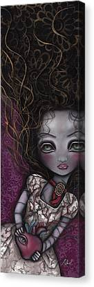 My Surrender Canvas Print by  Abril Andrade Griffith