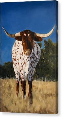 Canvas Print - My Turf by Jack Atkins