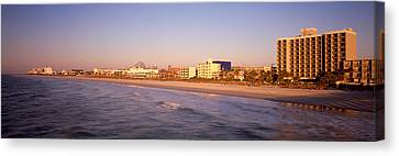 Myrtle Beach Sc Canvas Print by Panoramic Images