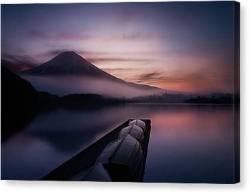 Mystic Fuji Canvas Print