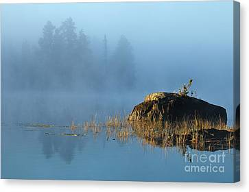 Mystical Morning Canvas Print by Radiant Spirit Gallery