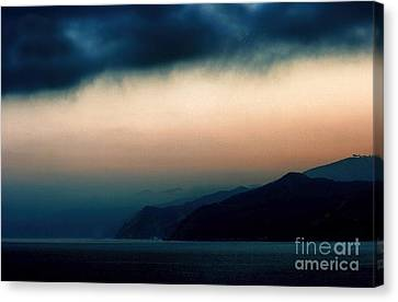 Mystical Sunrise Canvas Print