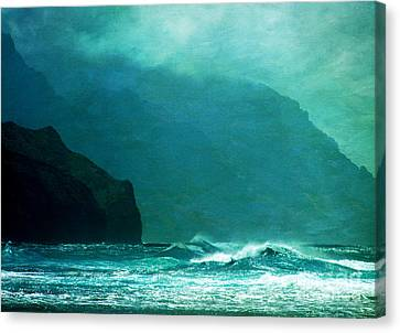 Na Pali Coast Canvas Print