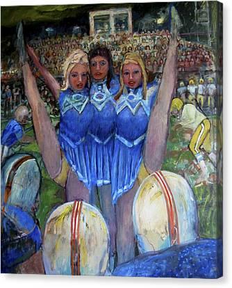 Na004 Canvas Print