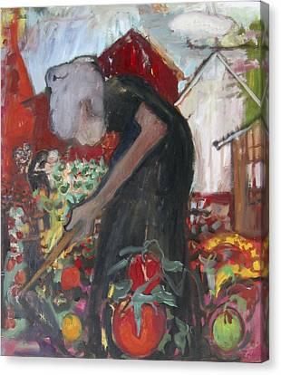 Na005 Canvas Print