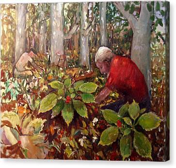 Na025 Canvas Print