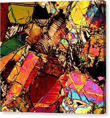 Through Martian Eyes Canvas Print