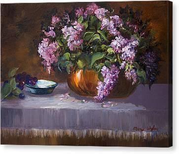 Nancy's Reverie Canvas Print
