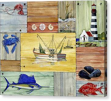 Nantucket IIi Canvas Print by Paul Brent