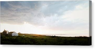 Nantucket Canvas Print by Natasha Marco