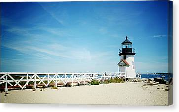 Nantucket's Brant Point Lighthouse Canvas Print