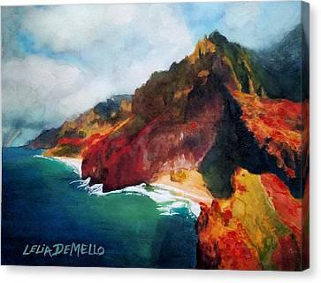 Napali No. 2 Canvas Print
