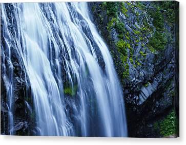 Canvas Print - Narada Falls by Kimberly Deverell