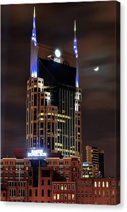 Nashville Canvas Print by Frozen in Time Fine Art Photography