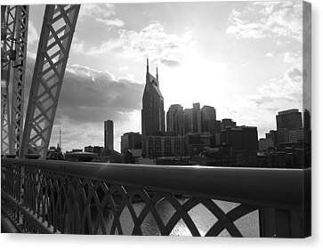 Nashville  Canvas Print by Mose Mathis
