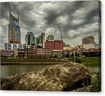 Nashville Tennessee Canvas Print