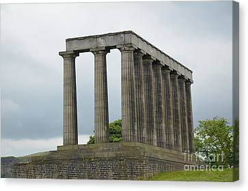 National Monument Of Scotland Canvas Print
