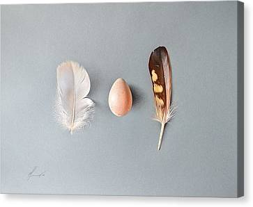 Canvas Print - Natural Beauty by Elena Kolotusha