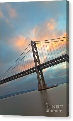 Canvas Print featuring the photograph Natural Firework by Jonathan Nguyen
