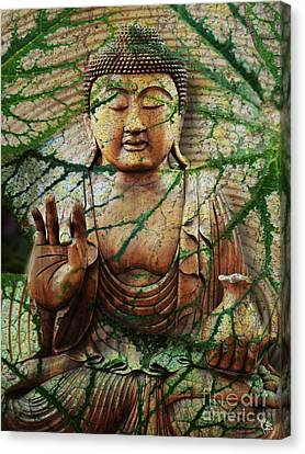 Natural Nirvana Canvas Print